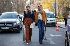 Time for Fashion » Style Guide: How To Wear the Flared Pants