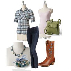 Bean2Blog Outfit from Kohls, created by Fawn Rechkemmer on Polyvore