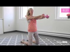 Sit Down to Tone Up! - YouTube