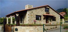 Construcciones Rústicas Gallegas - Casas rústicas de piedra- Inicio