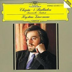 "De álbum ""Chopin: Ballades; Barcarolle; Fantaisie"" del Krystian Zimerman en Napster"