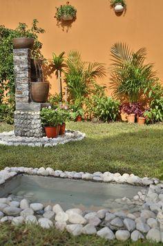 Elegir el tipo de decoración para tu jardín hará que ése espacio refleje tu toque especial.