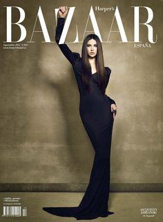 Harper's Bazaar Spain, September 2011
