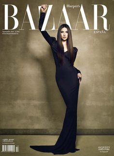 Harper's Bazaar Spain, September 2011