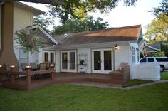 Paver Walk and Great yard space for entertaining or play
