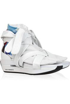 adidas Y-3 by Yohji Yamamoto Tabi Wedge EU 39 UK 6 Brand New in Box * * #adidasY3byYohjiYamamoto #PlatformsWedges