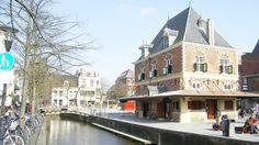 Leeuwarden in Friesland, the Netherlands
