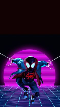 Animated Wallpaper For Iphone Xr Miles Spiderman, Miles Morales Spiderman, Black Spiderman, Spiderman Spider, Moving Wallpaper Iphone, Hd Phone Wallpapers, Cool Wallpapers For Phones, Marvel Wolverine, Marvel Comic Universe