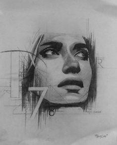 ben slow art | Ben Slow: Imogen