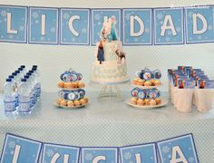 Tarta de cumpleaños de Frozen