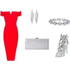 Emily Thorne #3 by iloveyouzhay on Polyvore featuring polyvore, fashion, style, Giuseppe Zanotti, Nina, Awü, Harry Kotlar, clothing, fashionista and stylish
