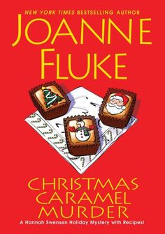 Read Christmas Caramel Murder (A Hannah Swensen Mystery) thriller mystery book by Joanne Fluke . Christmas normally descends on Lake Eden, Minnesota, as gently as reindeer alighting on a rooftop—but this yuletide sea Cozy Mysteries, Best Mysteries, Murder Mysteries, Joanne Fluke Books, Hannah Swensen, New Books, Books To Read, Reading Books, Reading Den