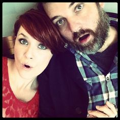 Erin McGathy and Dan Harmon
