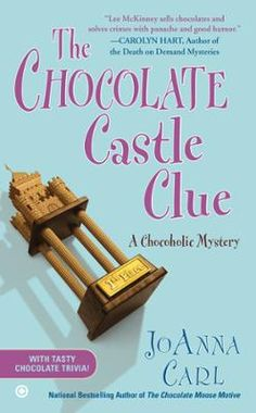 The Chocolate Castle Clue by JoAnna Carl, Click to Start Reading eBook, After Lee McKinney goes rummaging in a locked file cabinet, a forty-five-year-old cold case starts to