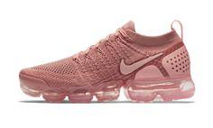 acd45c6b6c56 Nike Air VaporMax Flyknit 2 Rust Pink