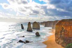 12 Apostles Great Ocean Road #australia #victoria #greatoceanroad #ocean #beach #surf #cliff #weather #nature #landscape #12apostles #twelveapostles #nikon #photography #hiking #travel #seeaustralia #seegor by s.foyle