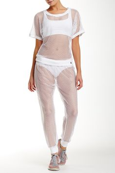 Trina Turk - Sporty Mesh Jogger at Nordstrom Rack. Free Shipping on orders over $100.