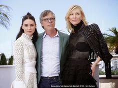"""EL ARTE DEL CINE: CANNES: Cate Blanchett pone a la Croisette a sus Pies con """"Carol"""" (2015)"""