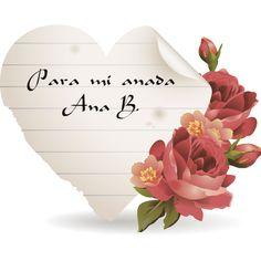 Frases para mi amor, Ana XII   Pensamientos por Ana