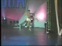 Danny Tidwell of Denise Wall's Dance Energy (Another national title...)