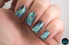 Galaxy nails for the theme buffet challenge. Galaxy Nails, Finger Foods, Galaxies, Buffet, Polish, Create, Vitreous Enamel, Finger Food, Galaxy Nail