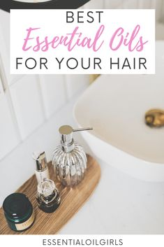Do you have dry, thin or dull hair? Here's your guide to the best essential oils for your hair! #essentialoils #haircare #aromatherapy #diy #recipes Best Essential Oil Diffuser, Essential Oils For Anxiety, Clary Sage Essential Oil, Geranium Essential Oil, Best Essential Oils, Essential Oil Uses, Herbal Remedies, Natural Remedies, Relaxing Oils