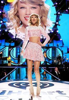 Taylor Swift in Las Vegas