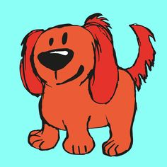 Dog Character - digital illustration with Adobe Illustrator Material Design, Digital Illustration, Tigger, Adobe Illustrator, Disney Characters, Fictional Characters, Web Design, My Arts, Branding