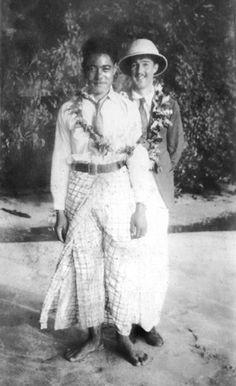 Ivan Merriman Lewis  -  Journal  (Mission to Samoa 1934-1937 - Part 2)