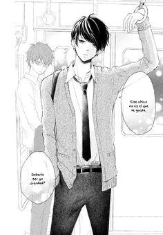 Na no ni, Chigira-kun ga Amasugiru Capítulo 1 página 5 (Cargar imágenes: 10) - Leer Manga en Español gratis en NineManga.com #mangaart