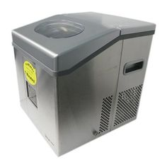 Special Offers - MAGIC CHEF MCIM30SST 30lb-Capacity Stainless Steel Portable Ice Maker For Sale - In stock & Free Shipping. You can save more money! Check It (November 01 2016 at 01:19PM) >> http://standmixerusa.net/magic-chef-mcim30sst-30lb-capacity-stainless-steel-portable-ice-maker-for-sale/