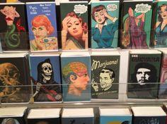ART, MATCHBOX, PIN-UP, DOCTOR VIGARI, VANCOUVER,