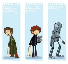 Pack These Hitchhiker's Guide Bookmarks Alongside Your Towel When You're Off Exploring the Galaxy