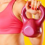 7 Reasons to Give Kettlebells a Try- because it's way less humiliating than Zumba/jazzercise and way more fun than doing boring reps at the gym!