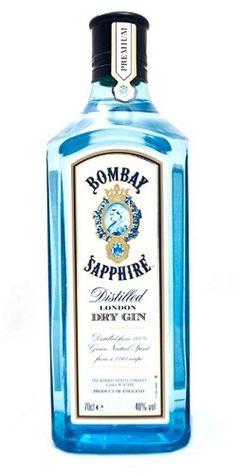 Bombay Sapphire Gin    #gin #bombay #sapphire