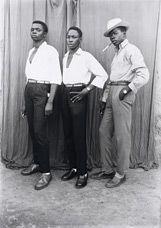"Seydou Keita and August Sander exhibition: ""Portraits"""