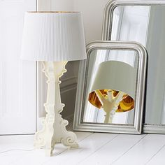 Been looking for this, i know its hard to find, if anyone sees this here kindly inform me... Kartell Bourgie Lamp in White Gold