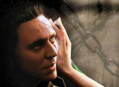 Tom Hiddleston. Credit on the image.