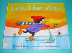 Less than Zero - Fun Math Book about Negative Numbers