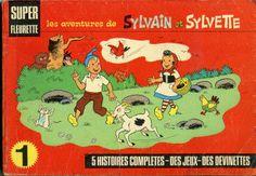 Sylvain et Sylvette