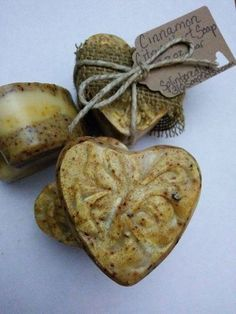 Check out this item in my Etsy shop https://www.etsy.com/listing/288543565/cinnamon-citrus-heart-soaporganic