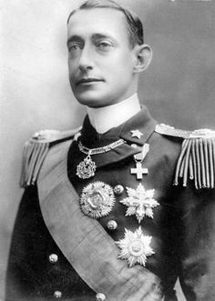 His Royal Highness Prince Luigi Amedeo of Savoy-Aosta, Duke of the Abruzzi (1873-1933)