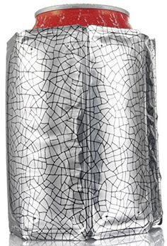 Vacu Vin Rapid Ice Can Cooler - Silver Set of 1 for sale online Champagne Ice Bucket, Champagne Drinks, Cool Sleeves, Wine Bucket, Ice Cooler, Drink Containers, Wine Chillers, Wine Bottle Opener, Wine Cellar