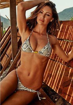 Vix Serpent Triangle Bikini | Beach Café UK