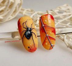 Chic Nails, Trendy Nails, Shellac Nails, Nail Polish, Nail Place, Autumn Nails, Minimalist Nails, Nail Studio, Fall Nail Designs