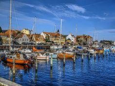 Faaborg Hafen, Fünen Faaborg Havn på Fyn