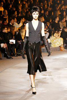 marc jacobs : new york fashion week show AW 2013