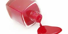 The Easiest Fix for Annoying  Nail Polish Spills