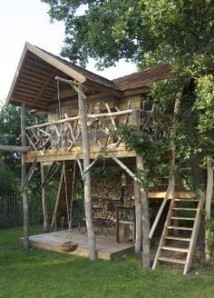 Great Treehouse.