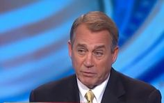 ~ He Can't Handle The Truth .. Or Getting Caught In Custer F#$! , Of His Parties Lies -- John Boehner Loses It When He's Caught In Several Shutdown and Debt Ceiling Lies